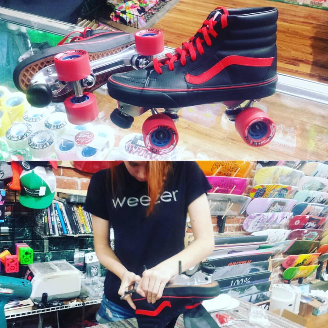 roller skate shoes near me